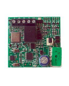 Récepteur radio 5 broches 2 canaux pour automatismes Adyx