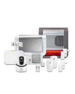 Pack alarme Optimal vidéo DIAG18CSF