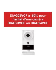 Caméra intérieure fixe DIAG22VCF