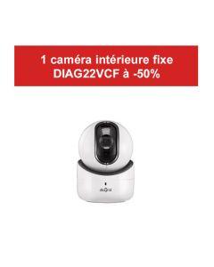 Caméra intérieure motorisée DIAG23VCF