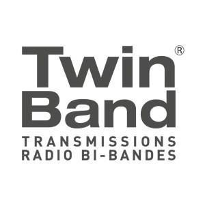 Transmission radio bi-bande